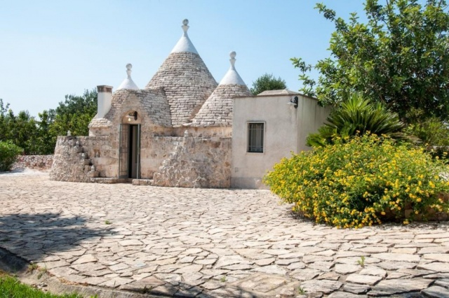 Authentieke Trullo 10p Pool Puglia 28