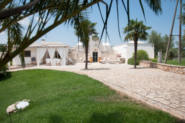 Authentieke Trullo 10p Pool Puglia 4