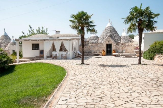 Authentieke Trullo 10p Pool Puglia 5