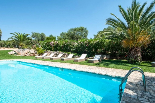 Authentieke Trullo 10p Pool Puglia 6