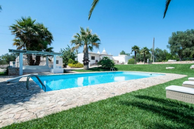 Authentieke Trullo 10p Pool Puglia 7