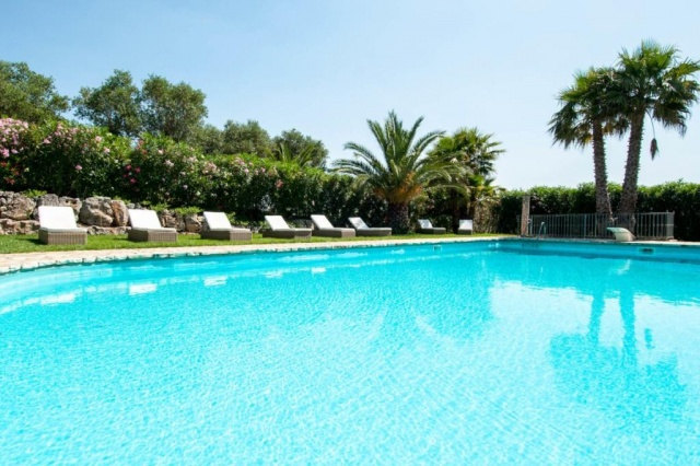 Authentieke Trullo 10p Pool Puglia 8