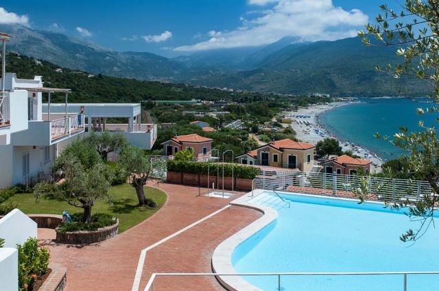 Calabrie Cilento Vakantieappartement Direct Aan Zee 4