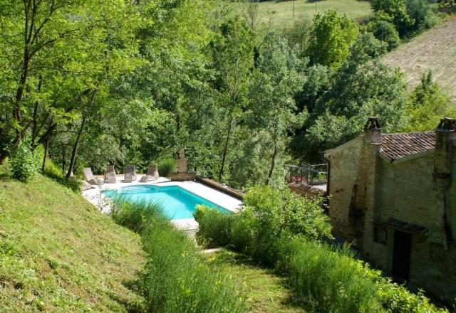 Casale Met Zwembad Zuid Le Marche 6