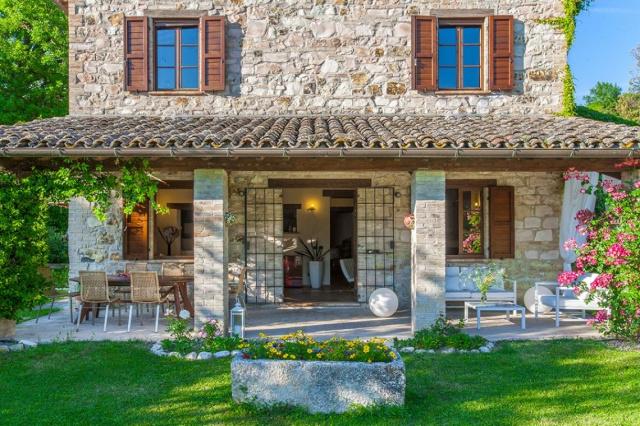 Fermignano Le Marche Luxe Villa Zwembad 5a