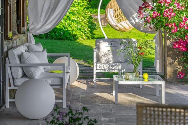 Fermignano Le Marche Luxe Villa Zwembad 9