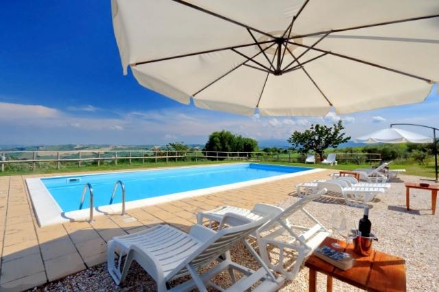 Grote Villa Max 29p Le Marche 3