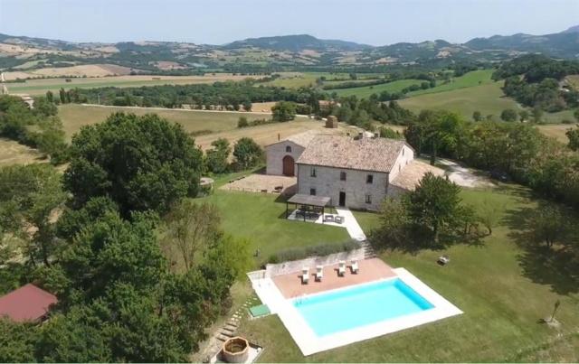 Grote Villa Met Zwembad In Le Marche 1e