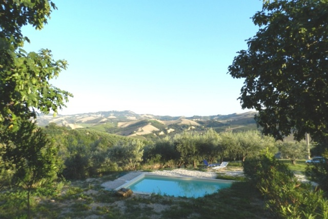Grote Vrijstaande Woning Voor 12p Met Zwembad In Le Marche 2