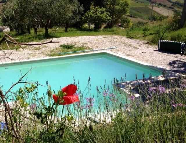 Grote Vrijstaande Woning Voor 12p Met Zwembad In Le Marche 2c