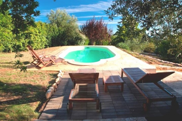 Historische Trullo Voor 6p Vlakbij Stranden Met Zwembad In Puglia 2