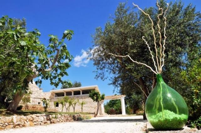 Historische Trullo Voor 6p Vlakbij Stranden Met Zwembad In Puglia 4
