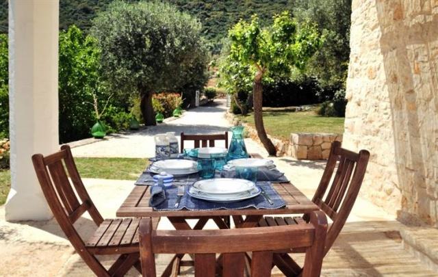 Historische Trullo Voor 6p Vlakbij Stranden Met Zwembad In Puglia 5