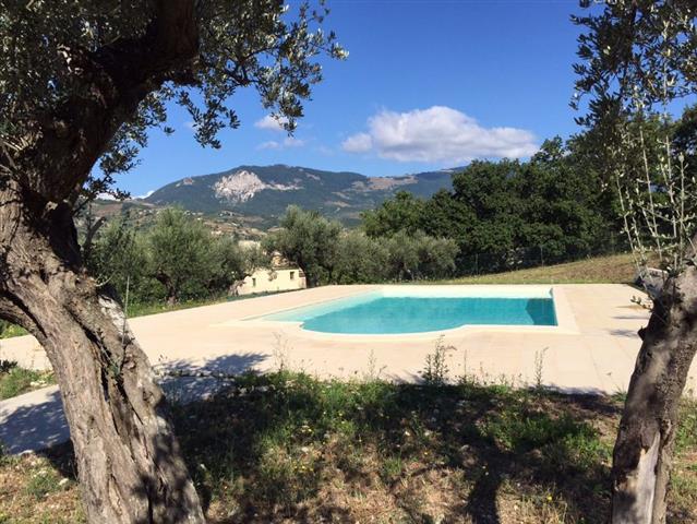 Huis Met Zwembad In Abruzzo 2