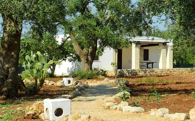 Huisje Klein Park Puglia 10
