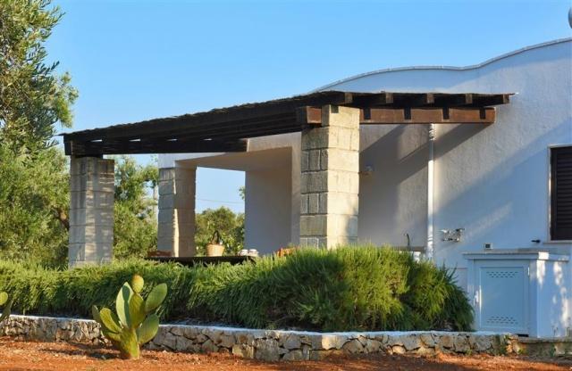 Huisje Klein Park Puglia 8