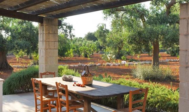 Huisje Klein Park Puglia 9