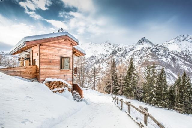 Italie Val D Aosta Chalet 1