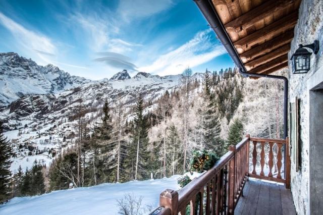 Italie Val D Aosta Chalet 2