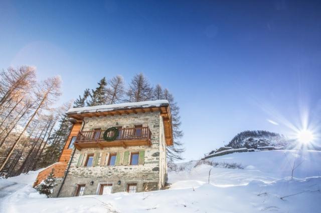 Italie Val D Aosta Chalet 3