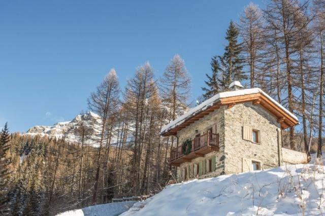 Italie Val D Aosta Chalet 4