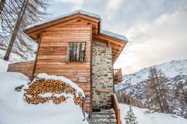 Italie Val D Aosta Chalet 6