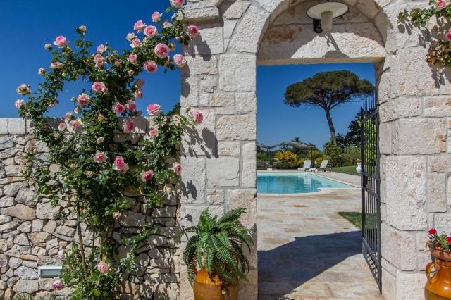 Kleine Trullo Voor 4p Met Zwembad Puglia 11