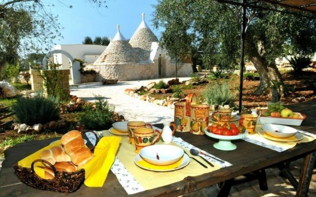 Landgoed Trullis Puglia 52b