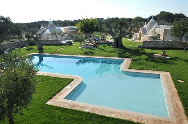 Landgoed Trullis Puglia 7j