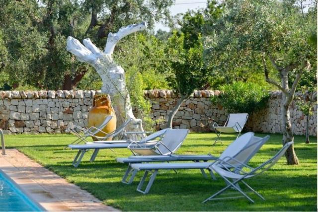 Landgoed Trullis Puglia 9