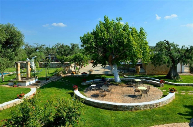 Landgoed Trullis Puglia 9b