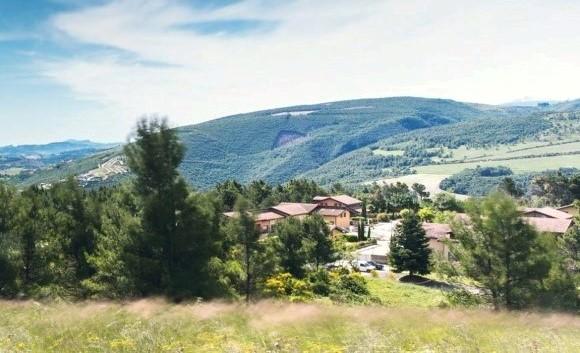 Le Marche San Severino Luxe Villa Park Zwembad 5