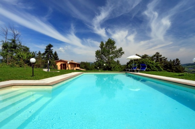 Le Marche Compleet Vrijgelegen Villa Met Zwembad 16