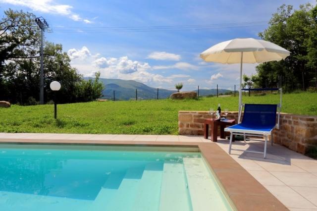 Le Marche Compleet Vrijgelegen Villa Met Zwembad 21