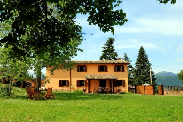 Le Marche Compleet Vrijgelegen Villa Met Zwembad 31