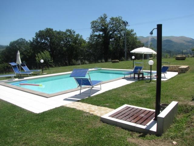 Le Marche Compleet Vrijgelegen Villa Met Zwembad 6