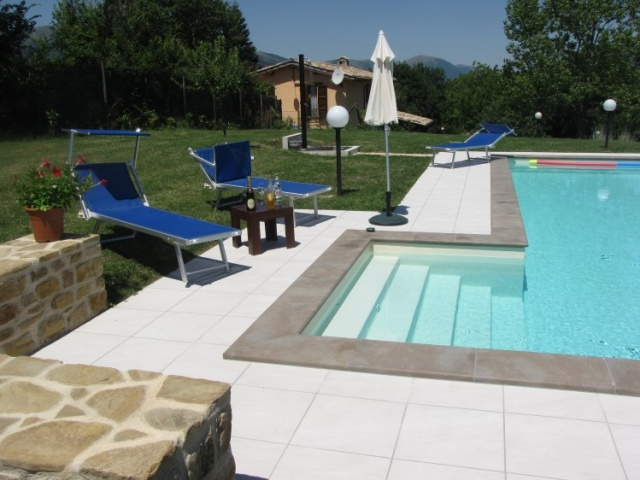 Le Marche Compleet Vrijgelegen Villa Met Zwembad 8