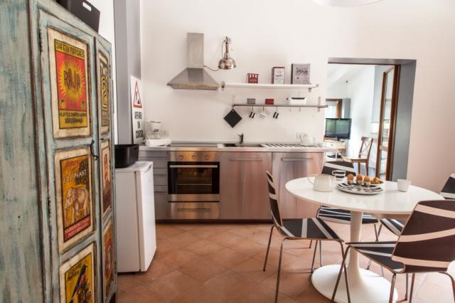 Le Marche Luxe Appartementen LMV2180B Woonkeuken4