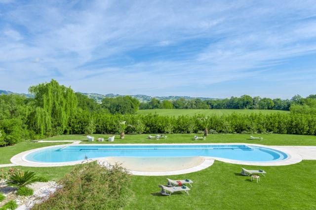 Le Marche Luxe Villa Zwembad 30m 16