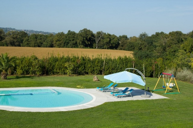 Le Marche Luxe Villa Zwembad 30m 34a