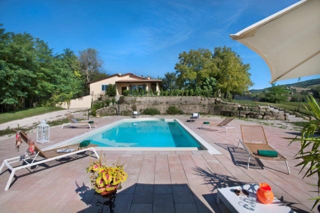Le Marche Vakantie Villa Met Zwembad Pesaro Urbino 48