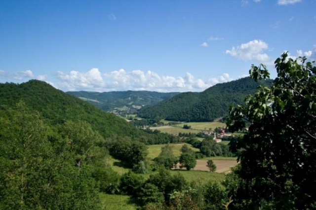 Le Marche Vakantiewoning Borgo Zwembad 26