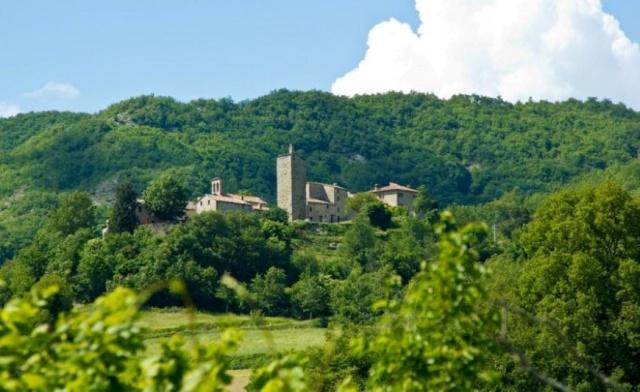 Le Marche Vakantiewoning Borgo Zwembad 27