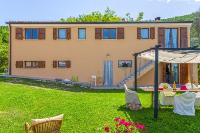 Le Marche Villa 8 Personen Zwembad 6