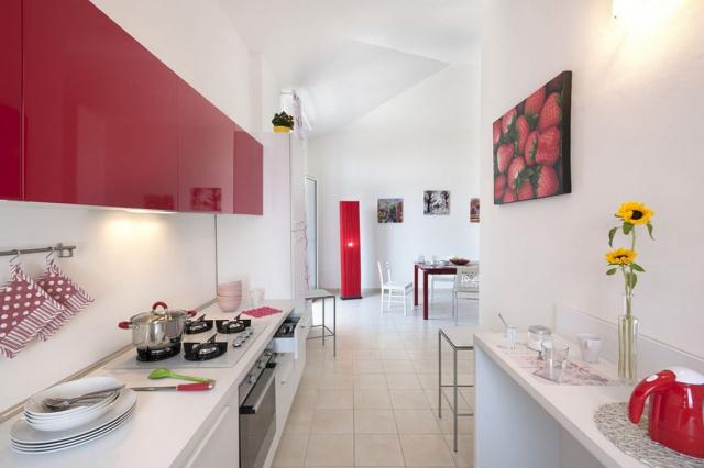 Le Marche Vlakbij Zee Appartement Zwembad LMV2650B 4c