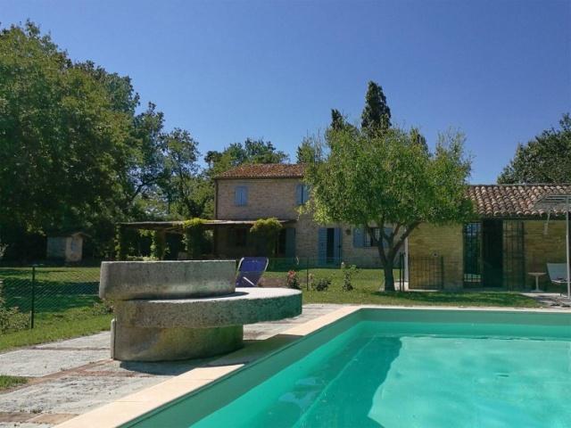 Le Marche Vakanties Vakantie Villa Nabij Zee Pesaro Urbino 1