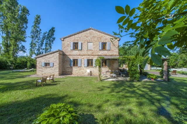 Le Marche Vakanties Vakantie Villa Nabij Zee Pesaro Urbino 29