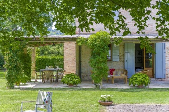 Le Marche Vakanties Vakantie Villa Nabij Zee Pesaro Urbino 31
