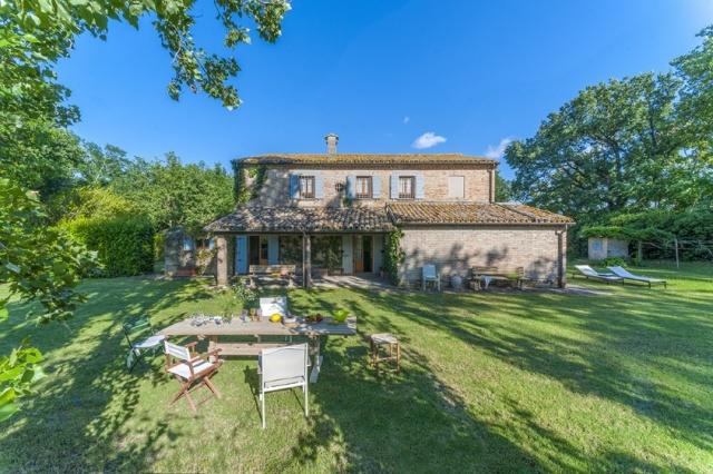 Le Marche Vakanties Vakantie Villa Nabij Zee Pesaro Urbino 33