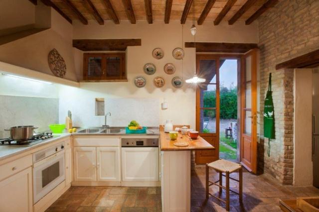 Le Marche Vakanties Vakantie Villa Nabij Zee Pesaro Urbino 5